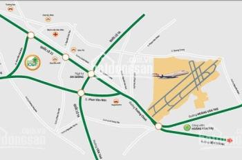 CK 5% dự án Eco Town Hóc Môn, MT Nguyễn Văn Bứa, chỉ còn 5 suất giá tốt từ 12tr/m2. LH 0326096679