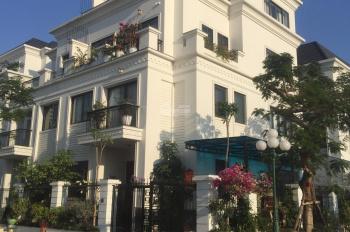 Chính chủ bán lại căn góc biệt thự Pearl Villas, 9 tỷ 168m2, XD 4 tầng full nội thất, LH 0931791792