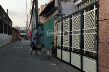 Cần cho thuê nhà lầu mặt tiền Đinh Củng Viên, P. Phước Long A, Q9. DTSD: 220m2