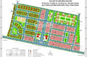 Mở bán GĐ2 KDC Bình Nguyên - MT Thống Nhất, Bình Dương, giá 1.3 tỷ, nền 100m2, sổ riêng, bao tên