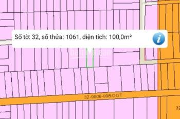 Bán đất 1 sẹc Trần Phú (319) full thổ cư đường thông thoáng cạnh chợ Biên Hùng, LH: 0704487698