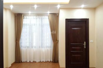 Cho thuê nhà mặt ngõ rộng làm VP khu vực Hoàng Cầu, DT: 55m2 x 4 tầng, MT: 4m, giá chỉ: 20tr/th