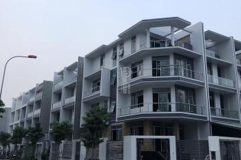 Cần bán căn nhà rẻ nhất KĐT Vạn Phúc 5x17m, 5x20m, 5x22m, hầm 4 lầu đối diện trường mầm non 10.7 tỷ