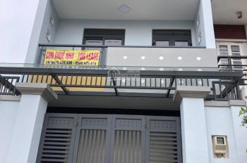 Cho thuê nhà mặt tiền mới xây, DT 5x24m; 1 trệt, 3 lầu, Q.7, KDC Nam Long, Trần Trọng Cung
