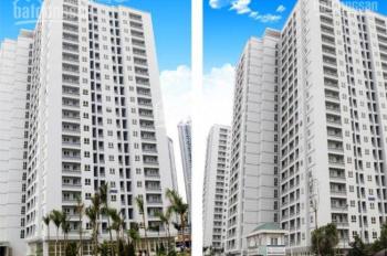 Cho thuê căn hộ A14 Nam Trung Yên 60m2, nội thất điều hoà, nóng lạnh giá hot 8tr/tháng
