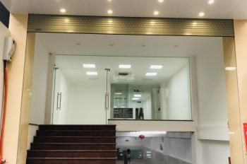 Cho thuê cửa hàng 100m2 ở ngõ 53 Yên Lãng, mặt tiền 6.9m chỉ 36.5tr/tháng