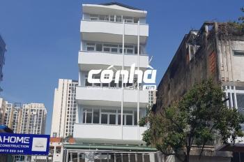 Cho thuê nhà mặt tiền đường Điện Biên Phủ phường 11, quận 10. diện tích 6.5x30m, trệt lửng 4 lầu