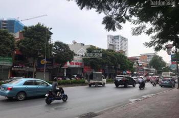 Mặt phố nguyễn Văn cừ kinh doanh sầm uất, DT 66m2x4T, vỉa hè siêu to. Giá giảm 2 tỷ