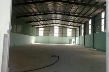 Chính chủ cho thuê Xưởng 1000m2, mới xây dựng xong, điện hạ thuế, đường Trần Văn Giàu, Q.Bình Tân