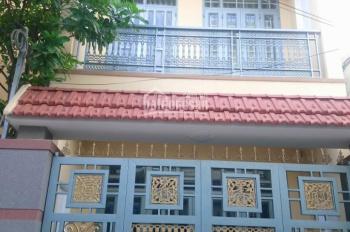 Cho thuê nhà nguyên căn 2 mặt đường 1 trệt 2 lầu 7x20m, Q. Bình Tân