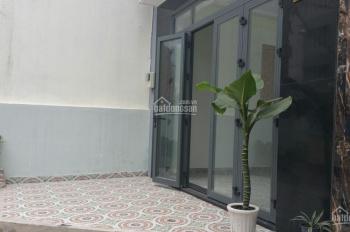Nhà 1 trệt 2 lầu + sân thượng, hẻm xe hơi Trần Bình Trọng, Bình Thạnh