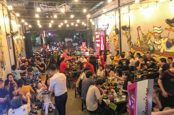 Sang lại nhà hàng đường Ung Văn Khiêm