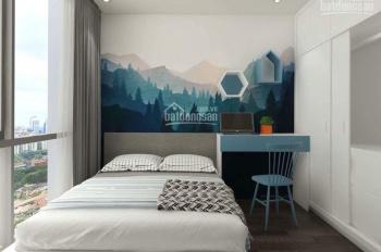 Cho thuê 1PN Vinhomes tòa Central 3 48m2 full nội thất giá 17,34 tr/th tầng trung view thoáng