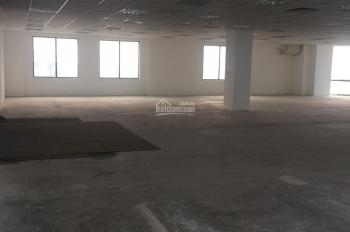 Cho thuê văn phòng tòa nhà FPT, phố Duy Tân, Cầu Giấy 60m2, 80, 200..400, 600m2 giá 160 ng/m2/th