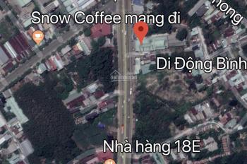 Cần bán 1200m2 đất Quốc lộ 13, ngay ngã tư Địa Chất, đối diện Huyn đai, phường Phú Thọ