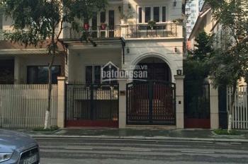 Cho thuê biệt thự LK Hapulico Complex, Thanh Xuân, 105m2 x 4,5 tầng làm VP, kho, giá 20 tr/tháng