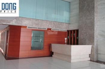 Cho thuê văn phòng Hà Vinh Building, đường Nguyễn Văn Giai, quận 1, DT 110m2, giá 40.5tr/tháng