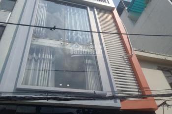 Tôi cho thuê nhà hẻm 8m 433/20 Lê Quang Định, P11, Bình Thạnh, diện tích: 4x20m 2 lầu
