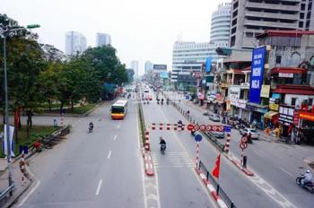 Cần bán nhà mặt phố mới Tây Sơn, vỉa hè, kinh doanh văn phòng, 43m2 x 5T. Mt 4.3m. Giá 12.5 tỷ