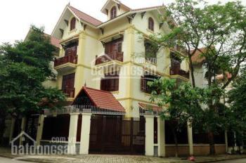 Cho thuê biệt thự VIP KĐT Pháp Vân, diện tích 333m2, 3,5 tầng, full đồ cao cấp. LH: 0985.765.968