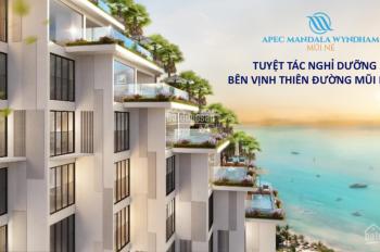 Bài toán đầu tư căn hộ 900tr Apec Mandala Wyndham Mũi Né thu lợi từ cho thuê 120tr/ năm