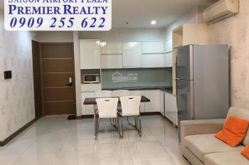 Bán căn hộ Sài Gòn Airport Plaza 3PN, 110m2, view sân vườn, sổ hồng vĩnh viễn. Hotline 0909255622