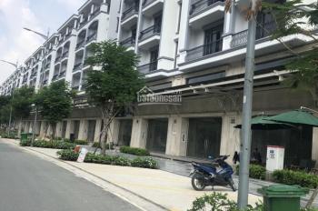 Nhà phố shophouse KĐT Vạn Phúc giá 15.3 tỷ căn 7x21m, nhà 1 hầm 5 lầu