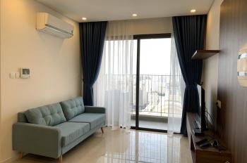Cho thuê căn hộ 2PN D'capital Trần Duy Hưng, 56m2, giá siêu rẻ 14tr/th. Nhà đẹp, hình thực tế