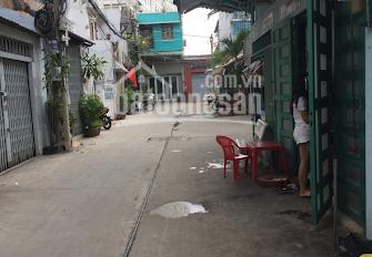 Bán nhà hẻm 1/ Phùng Chí Kiên, Tân Quý, QTP. DT: 4,5m x 17m, cấp 4 còn mới 3PN, giá 4,5 tỷ