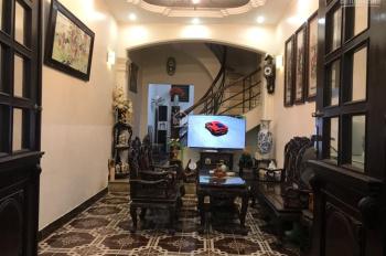 Cho thuê nhà riêng 50m2 x 4 tầng, ngõ rộng phố Võ Thị Sáu, mặt Hồ Quỳnh