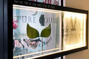 Sang nhượng shop thời trang (tầng 2) MT đường Hoàng Diệu trung tâm quận 4, TP. HCM - 40 triệu/th