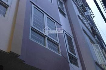 Cho thuê nhà chính chủ trong ngõ 95 Hoàng Cầu, nhà rộng 50m2 x 4 tầng vuông đất, ngõ ô tô tải đỗ