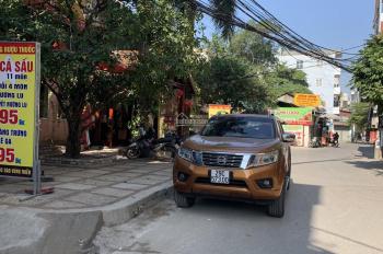 Cần bán đất ở Quang Trung, Hà Đông. 40m2 đường ô tô tránh nhau. Giá 3tỷ300