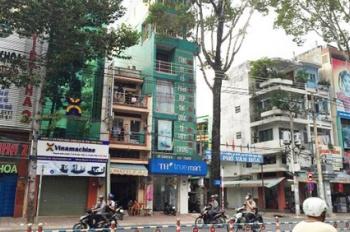 Cho thuê building MT đường 3 Tháng 2, P10, Q10, DT 5 x 22m, 5 tầng, KD ngân hàng, trường, cty