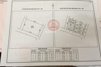 Cần bán lô đất đẹp vuông vắn 209.6m2 tại Lệ Chi, Gia Lâm, giá 14,5 triệu/m2