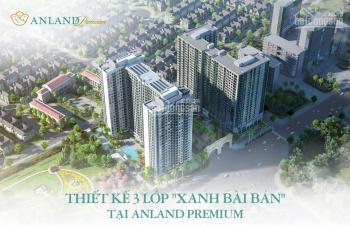 Duy nhất 1 căn 2PN 66m2 Anland 2 giá 1,6 tỷ rẻ hơn giá CĐT view hồ cực đẹp, LH 094.280.8686