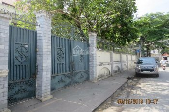 cho thuê nhà nguyên căn biệt thự đẹp đường Nguyễn Văn Hưởng Quận 2 22x25m 3 lầu giá 69 triệu TL
