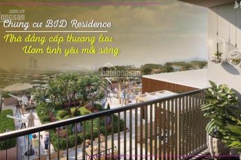 Suất Ngoại giao Chung cư  BID RESIDENCE khu đô thị Văn Khê Hà Đông