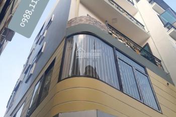 Cần bán gấp! 4.6 tỷ nhà 5 tầng lô góc kinh doanh tốt ô tô đỗ cửa tại Văn Quán, Hà Đông 0988112816