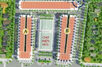 Dự án Mega Market mặt tiền QL51 P. Kim Dinh, TP Bà Rịa 14tr/m2 đã có sổ hồng riêng