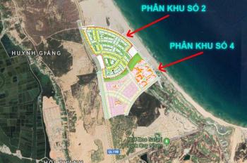 Tôi kẹt tiền cần bán lại nền ODV Nhơn Hội New City PK4. Mặt tiền biển lỗ vốn, LH 0975097457