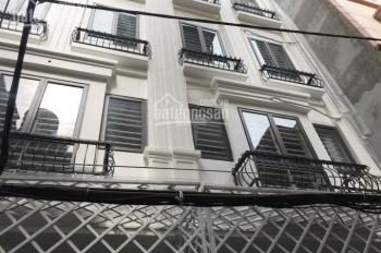 Chủ đầu tư rao bán 3 căn nhà 5 tầng mới xây. DTXD 45m2 x 5 tầng, đầu ngõ 90 phố Yên Lạc