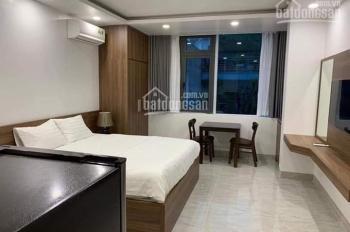 Bán nhà tòa nhà MT Đặng Dung, P Tân Định Q1 DT 12x24m trệt 6 lầu 36 phòng CHDV giá 130 tỷ