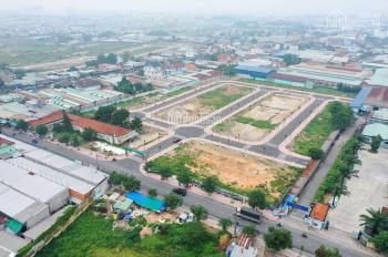 Bán đất nền Thuận An, Bình Dương 100m2 thổ cư đường Mỹ Phước Tân Vạn và QL13. Gọi số 0913158093