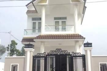 Bán nhà 1T1L đường Liêu Bình Hương, Củ Chi, ngay sau lưng chợ Việt Kiều. SHR, DT 100m2, giá 1tỷ2