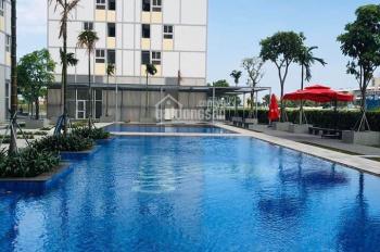 Cho thuê căn hộ Citi Soho (2PN, 1WC), nhà mới 100%, có nội thất, giá rẻ nhất thị trường! 0938448086