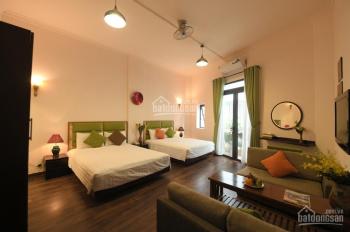 Nhượng khách sạn ngõ Hải Tượng 90m2x 4 tầng, mặt tiền 5m giá thuê 50 triệu LH 0967913189