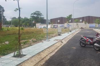 Bán nhanh đất MT đường Nguyễn Chí Thanh, Bình Dương, 1 tỷ 6, 100m2, sổ riêng, 0961369301