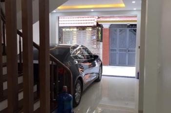 Nhà 4 tầng ngõ ô tô vào nhà khu Thạch Bàn - Long Biên