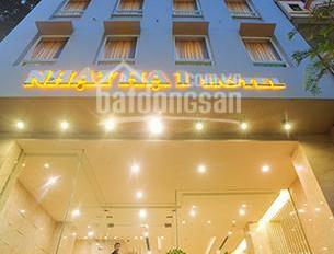 Cho thuê khách sạn MT Phan Xích Long, Phú Nhuận. 10x20m, 1T, 1L, 5 lầu, giá: 230 tr/th